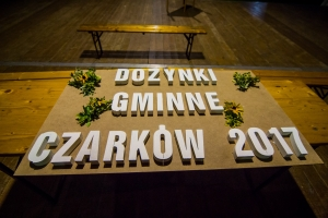 Dożynki Gminne w Czarkowie 2017