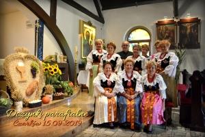 Dożynki parafialne 2019